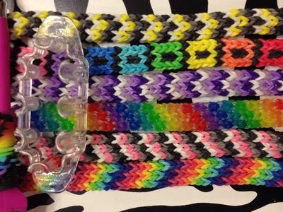 Tight Knit bracelet on the MonsterTail