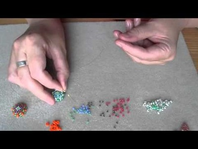 Tutorial - Beaded Beads - 2 of 8.m4v
