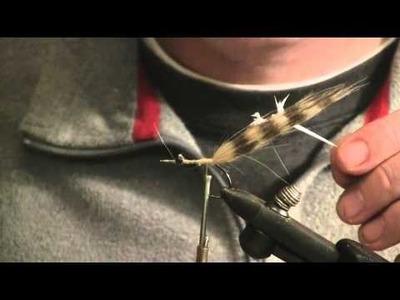 Tying Borski's Craft Fur Shrimp- Part 2.3 Redfish Fly