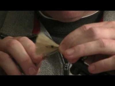 Tying Borski's Craft Fur Shrimp- Part 1.3 Redfish Fly