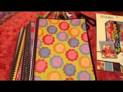 Back to School #1 - Spice up school supplies!