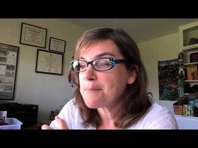Dark Matter Knits Podcast, Episode 28: Vive la Différence