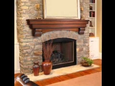 DIY Decorating ideas for fireplace mantels