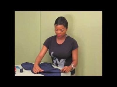 DIY:How To Make A Simple Summer Top For Under $5 (www.dgulleydesigns.com)