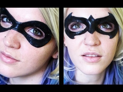 DIY Latex | Superhero. Villain Mask