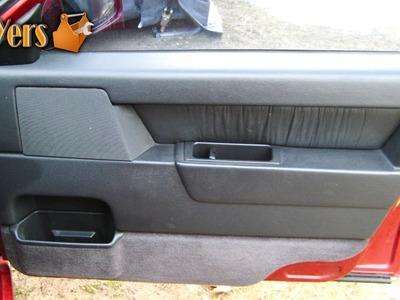 DIY: Volvo 850 Front Door Panel Removal