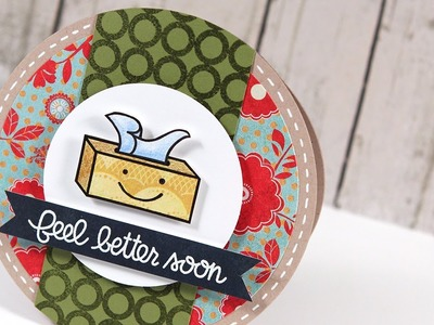Feel Better Soon - Make a Card Monday #197