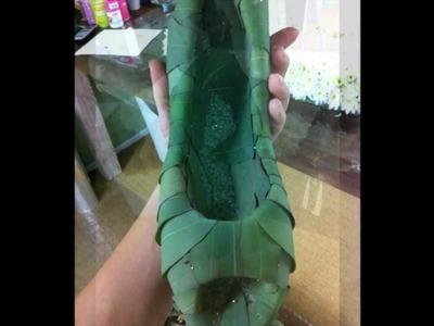 How to Make a Fresh Flower Shoe