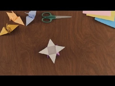 How to Make an Origami Box : Simple & Fun Origami
