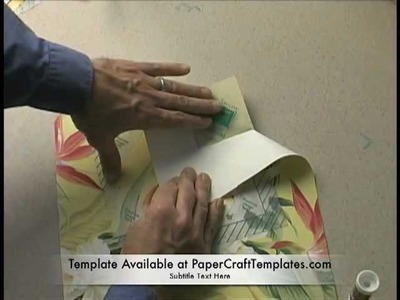 How to Recycle Wall Paper Into Cool Handmade Envelopes