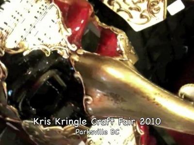 Kris Kringle Craft Fair Parksville 2010