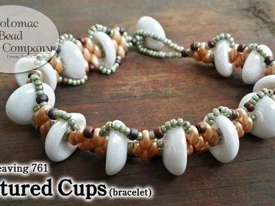 "Make a "" Captured Cups "" Bracelet"