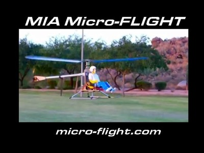 MIA Ultralight RC Helicopter - Scratch Built - Homemade - Home Built - DIY - Take 6