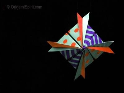 Origami 'Polo Sur' Star -Estrella Polo Sur