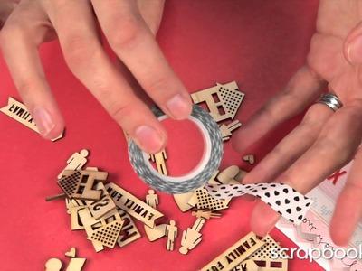Scrapbook.com - Kit Club - Heart of Gold