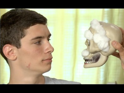 """""""Whose Skull is It?"""" Game