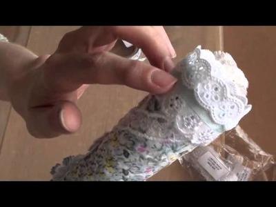 Wild Orchid Crafts - Flower cone