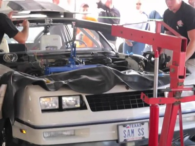 2011 Holley LS Fest - Car Craft Engine Swap Challenge