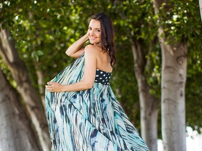 5 DIY No-Sew Beach Wraps