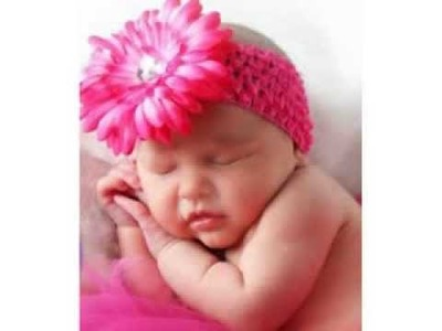 Baby Girl Crochet Headbands