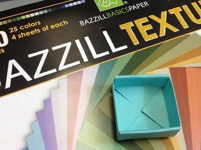 Bazzill Basics Paper - Textures Craft Paper Unboxing!