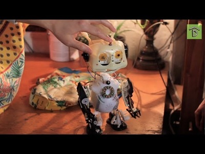 Building A Killer Robot : Extreme Craft Challenge