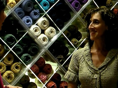 CRAFT Video: Inside the NYC Lion Brand Yarn Studio
