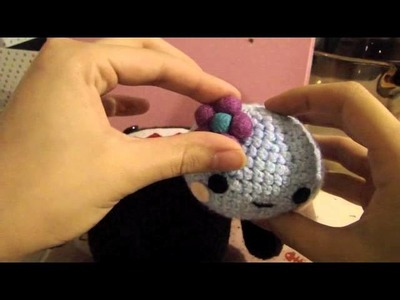 Crochet Domo and Mochis