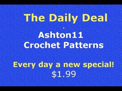 Crochet Pattern Deals Free