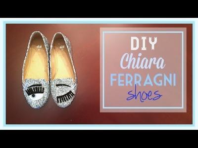 DIY Chiara Ferragni Shoes | ShayNguy