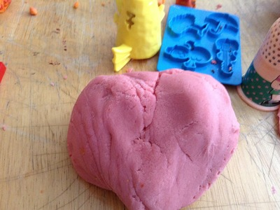 DIY How to Make Homemade Play Dough - Easy and Super Fun - Crafts for Kids!!!