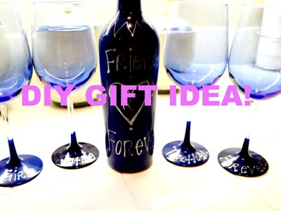 DIY: Last Minute Gift Idea