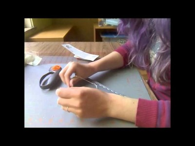 DIY Tutorial: How to make sandals of of upcycled materials for under $5