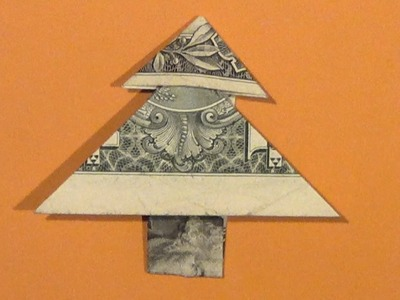 Dollar Money Tree - How to make an Origami Dollar Tree