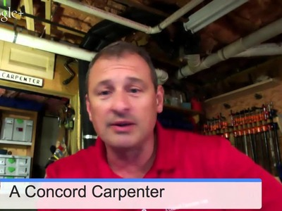 Get DIY projects done & power up the jobsite with A Concord Carpenter