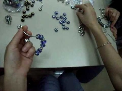 How to make a Pandora Bracelet for a gift