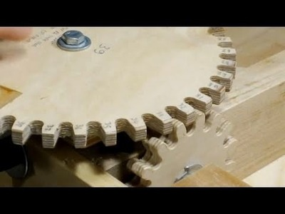How to make gears