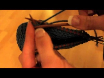 Knitting Tutorial - Cable Cast-On