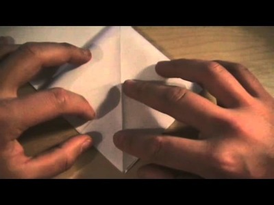 Learn to Make An Origami Paper Jack O Lantern for Halloween