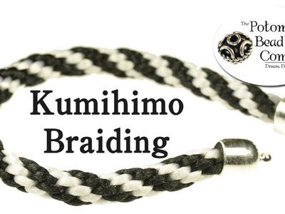 Project 149   Kumihimo Braiding