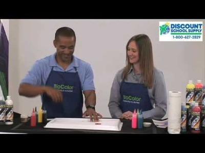 Scraper Art, Arts & Crafts with Biocolor from Discount School Supply
