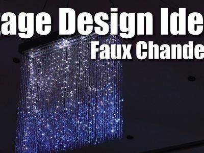 Stage Design Ideas : Chandelier