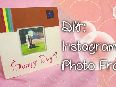 [Sunny DIY] Easy Instagram Inspired Picture Frame DIY