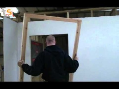 Tommy's Trade Secrets - How To Fit A Door Lining