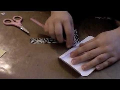 Tutorial: Making Envelopes for 3x3 Mini Cards