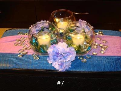 14 DIY Wedding Centerpiece Ideas