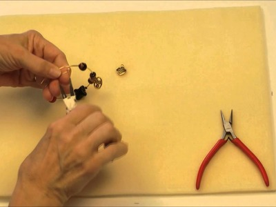Antelope Beads - How To Make A Beaded Bangle Wire Bracelet
