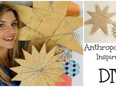 Anthro Inspired Star DIY