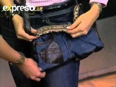 Craft: Blinging your denim bag  (26.07.2012)