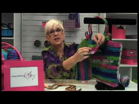 Crochet Handbag with Mary Taylor